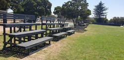 3-Tier Stadium Benches