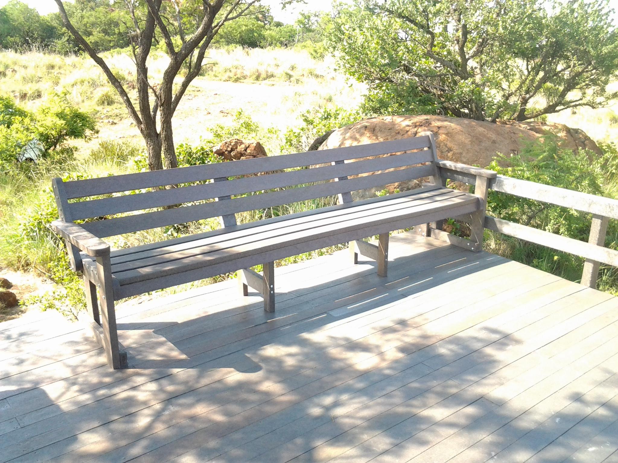 Custom Long King Bench