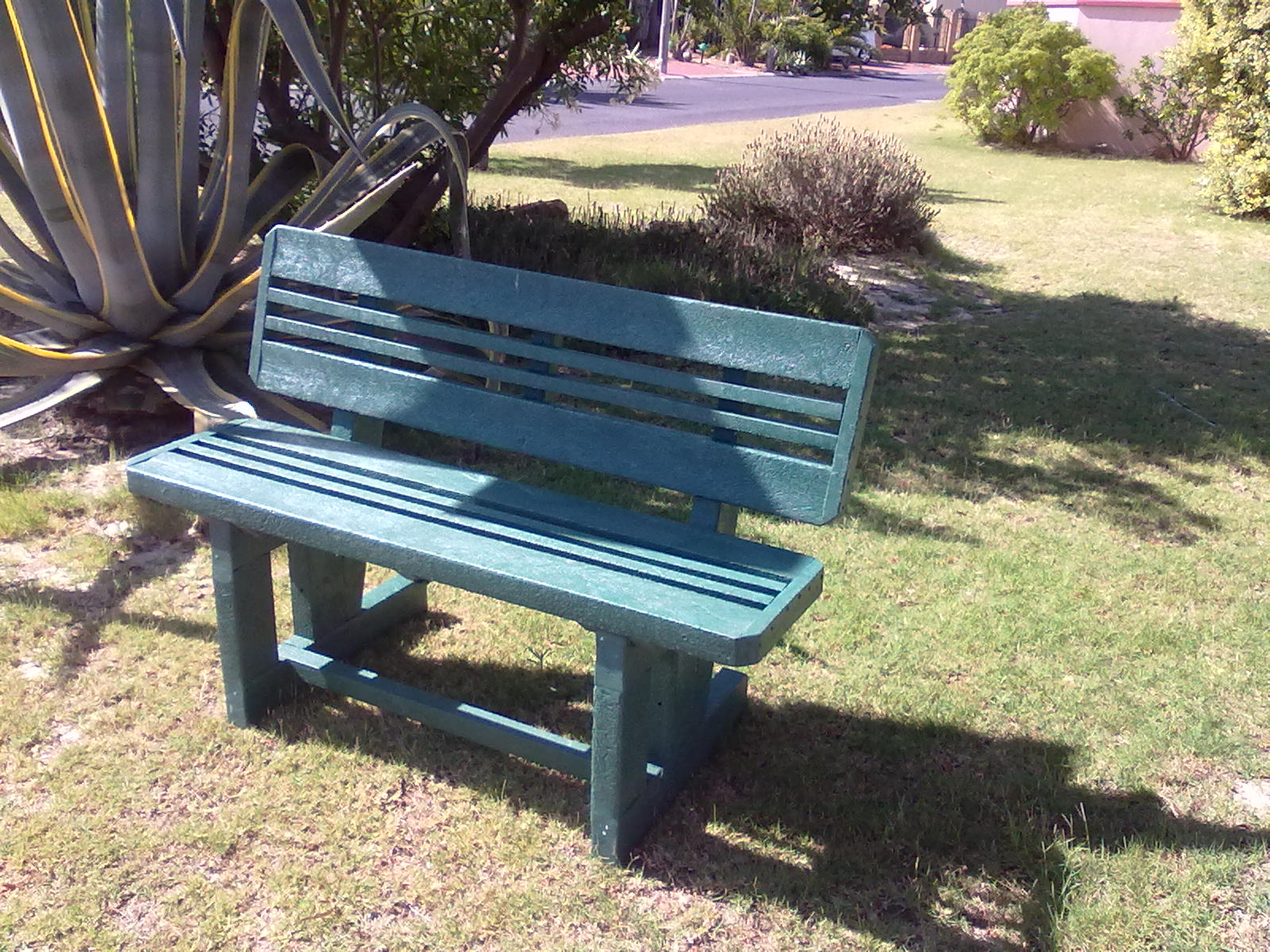 3 Seater Deluxe Bench