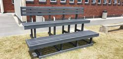 2-Tier Stadium Bench