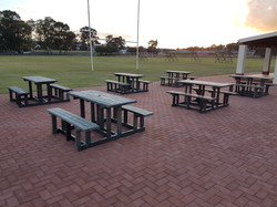 6 Seater Picnic Bench Sets