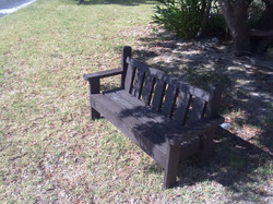 Small King Bench