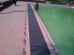 Poolside Walkway