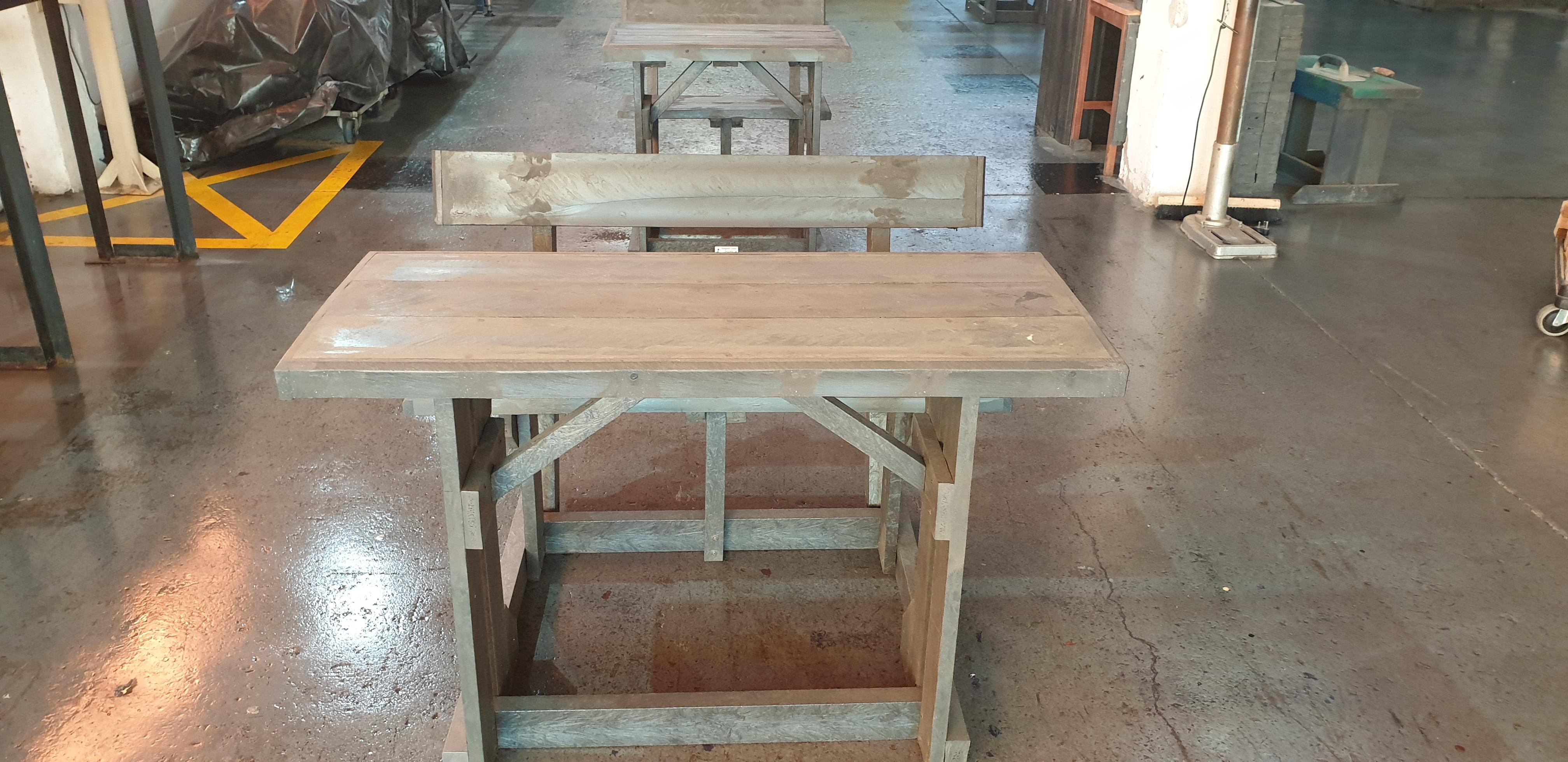 2-Seater School Desk