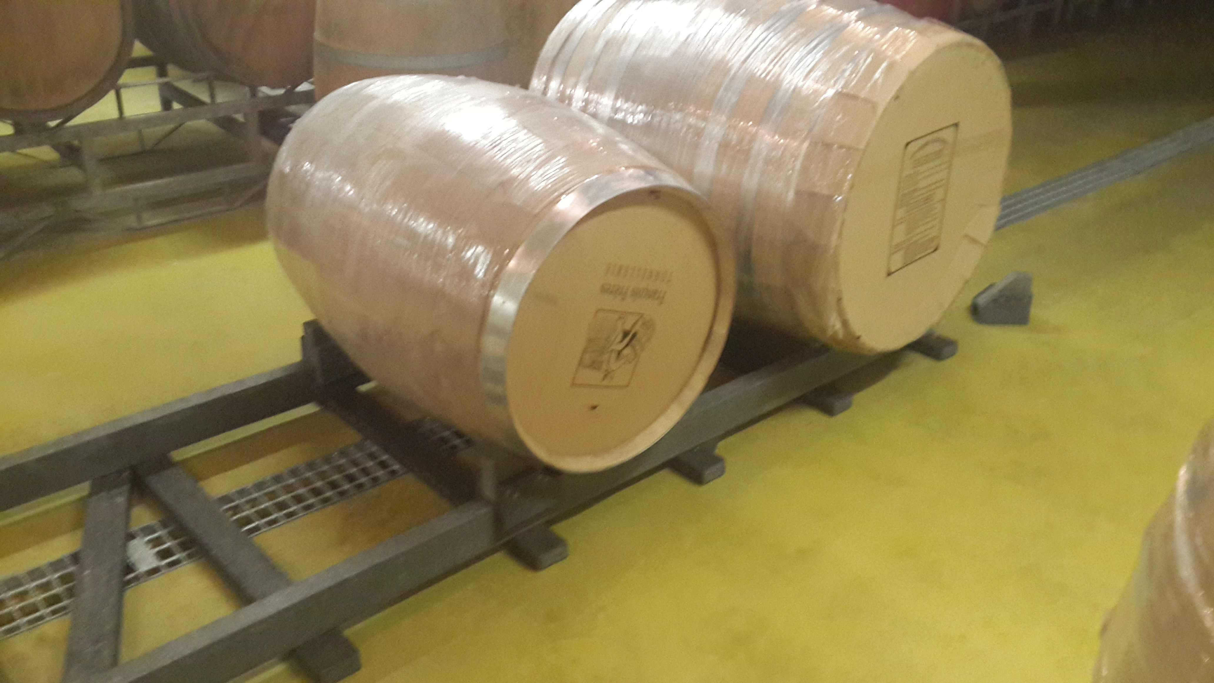 Barrel Pallet