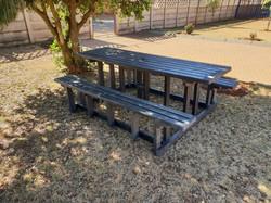 8 Seater Picnic Bench Set