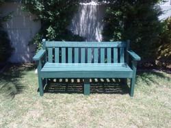 3 Seater King Bench