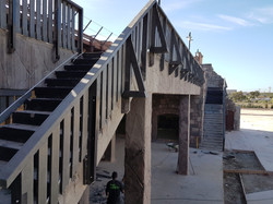 Balustrading and Stairs