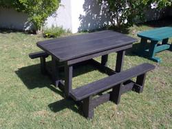 Small Picnic Bench Set