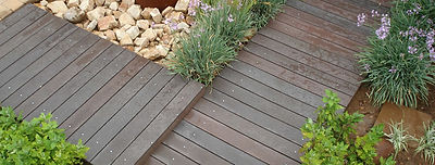 Outdoor all weather decking