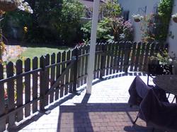 Picket fencing