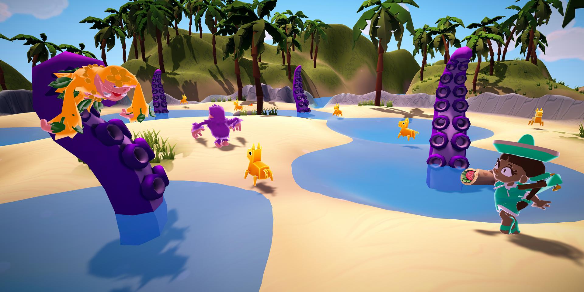 Someome Released the Kraken in Battle Mode