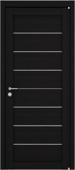 Царговая межкомнатная дверь «Модель №6»