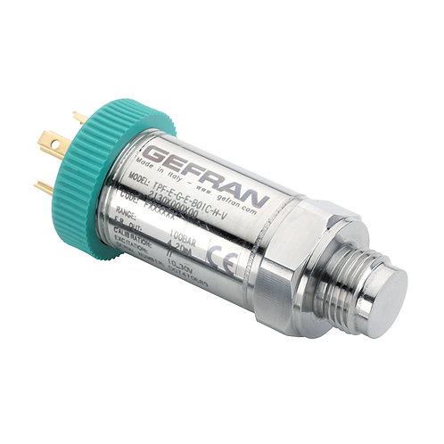 TPF Flush Diaphragm Miniaturized diaphragm mV/V output