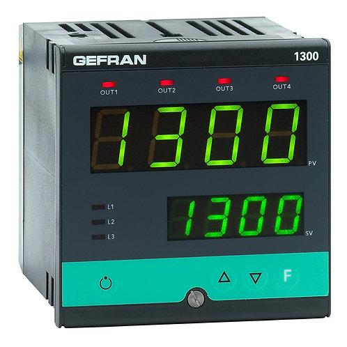 1300 PID Controller, 1/4 DIN