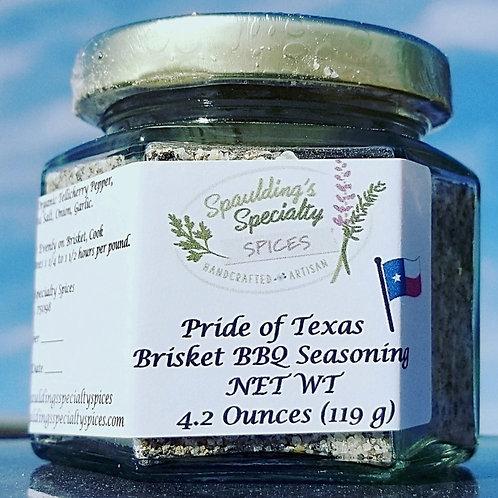 Pride of Texas Seasoning Brisket