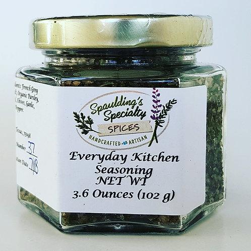 Everyday Kitchen Seasoning