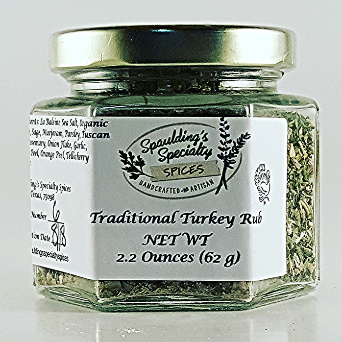 The Holidays Come Early For Spaulding's Specialty Spices B3G1 Free Sale- Oct 31st