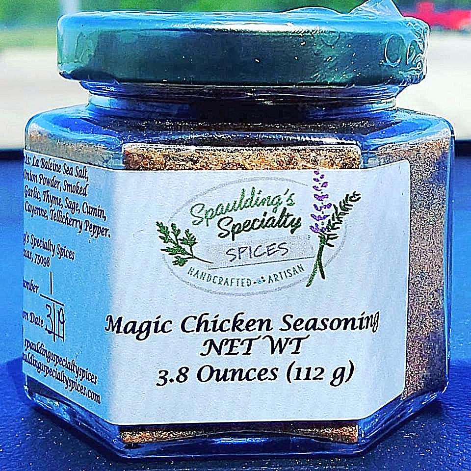 Magic Chicken Seasoning