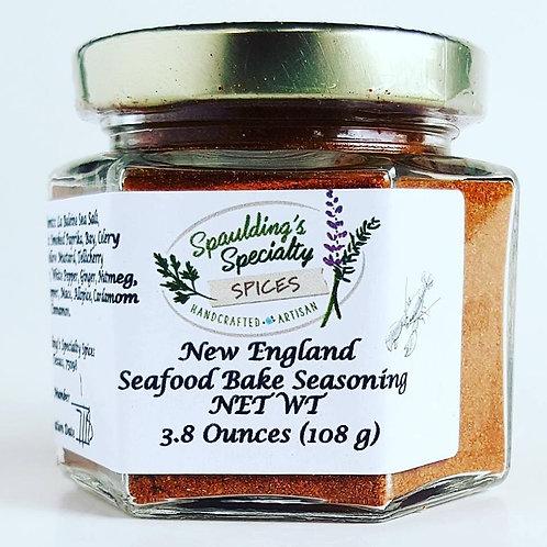 New England Seafood Bake
