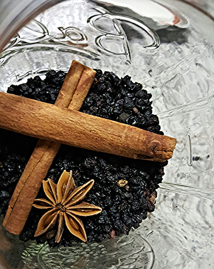 Elderberry Syrup Kits-Cold and Flu Season-