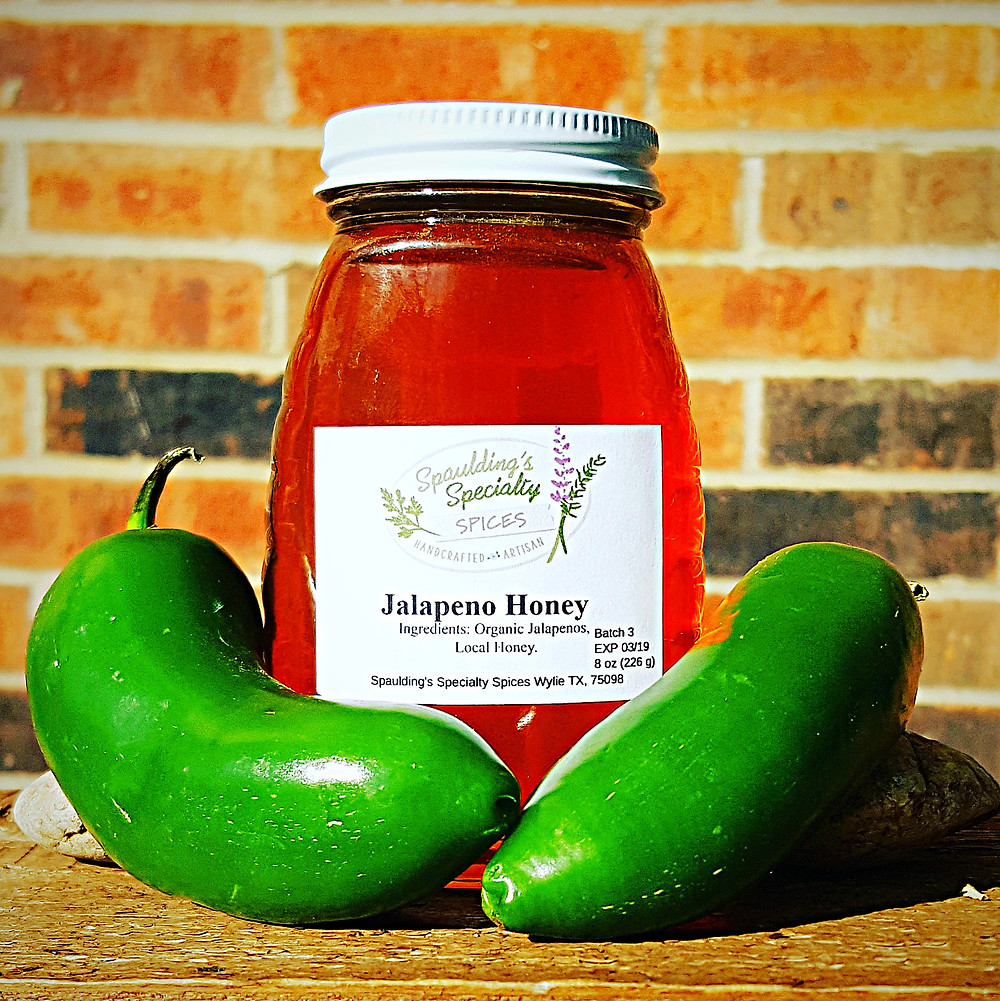 Jalapeno Honey