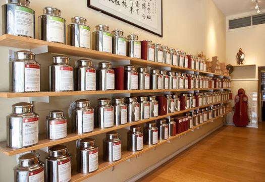 San Francisco Tea Shop