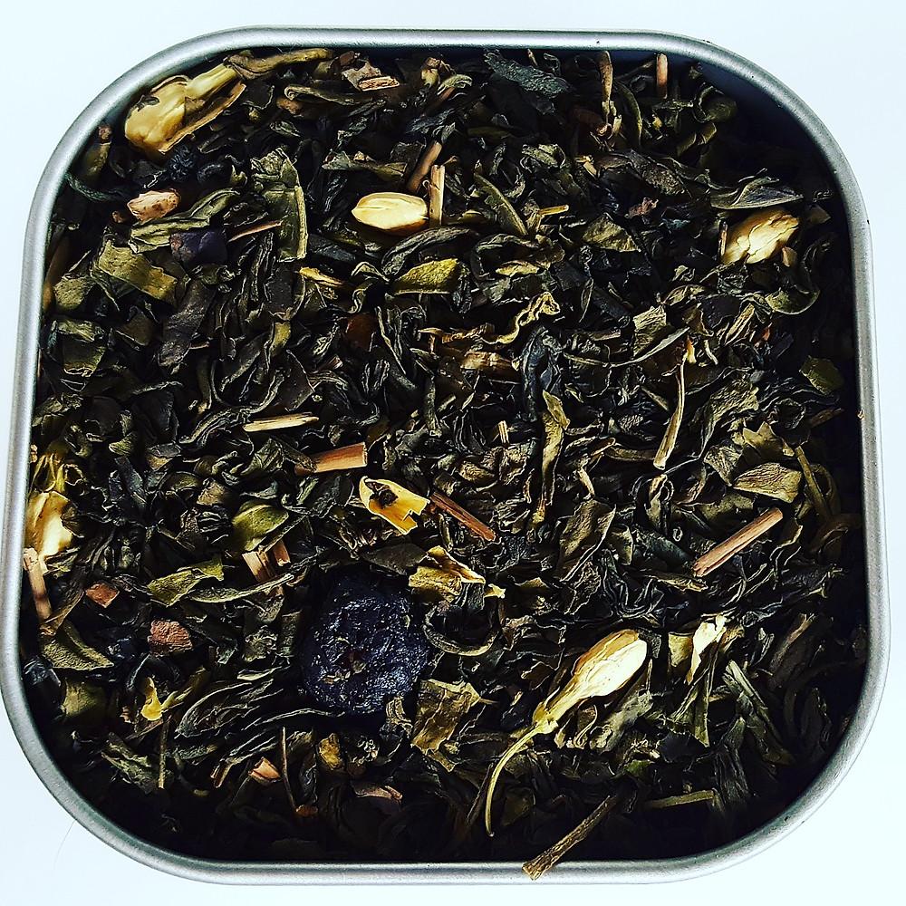 Bluberry Jasmine Tea