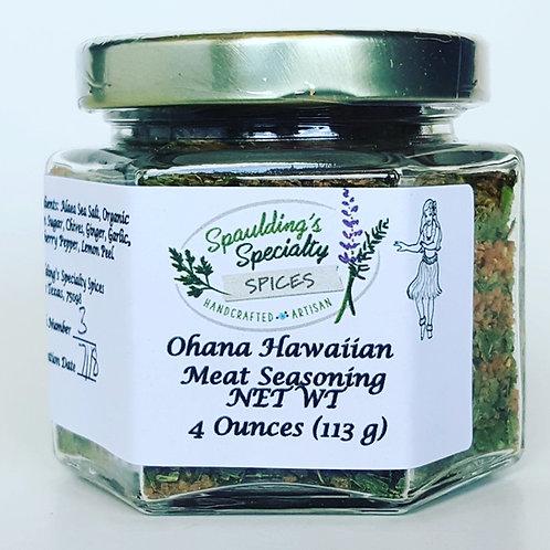 Ohana Hawaiian Meat Seasoning