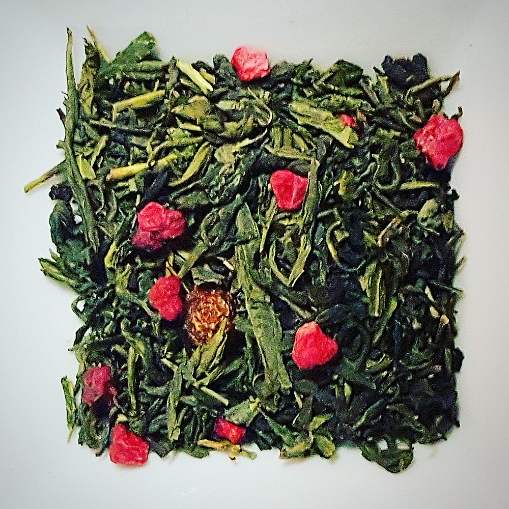 Island Pomegranate Tea