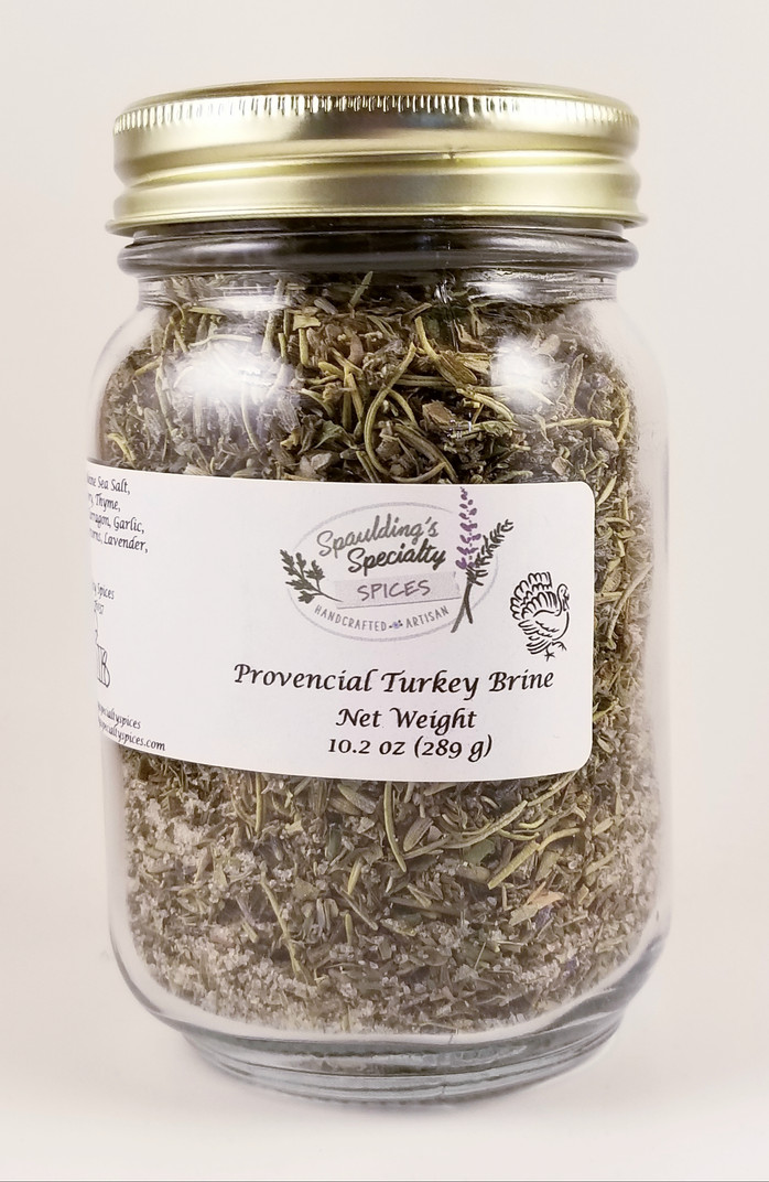 Last Second Ready to Deliver or Ship Thanksgiving Seasonings