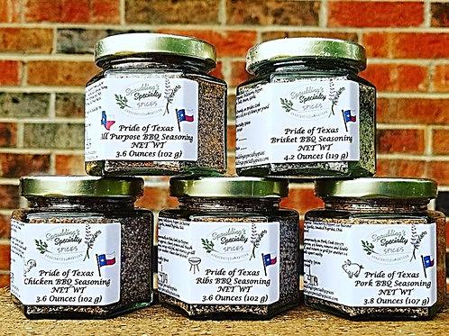 Pride of Texas Seasoning Gift Set
