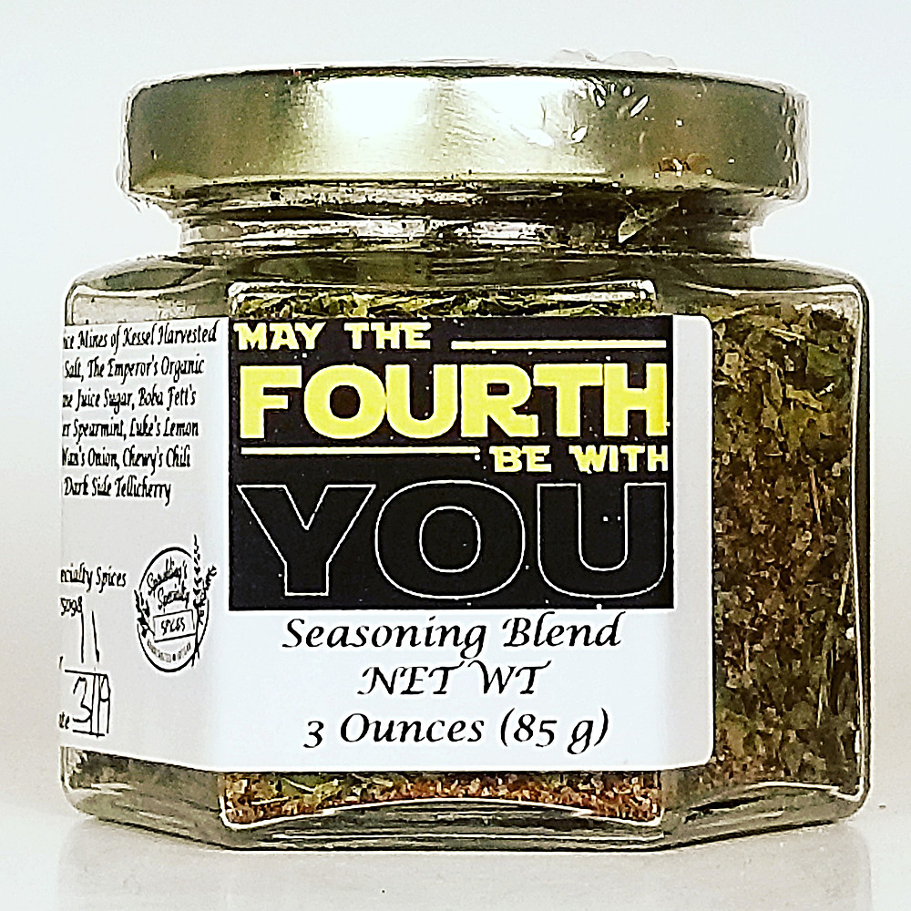 May the Fourth Seasoning Blend