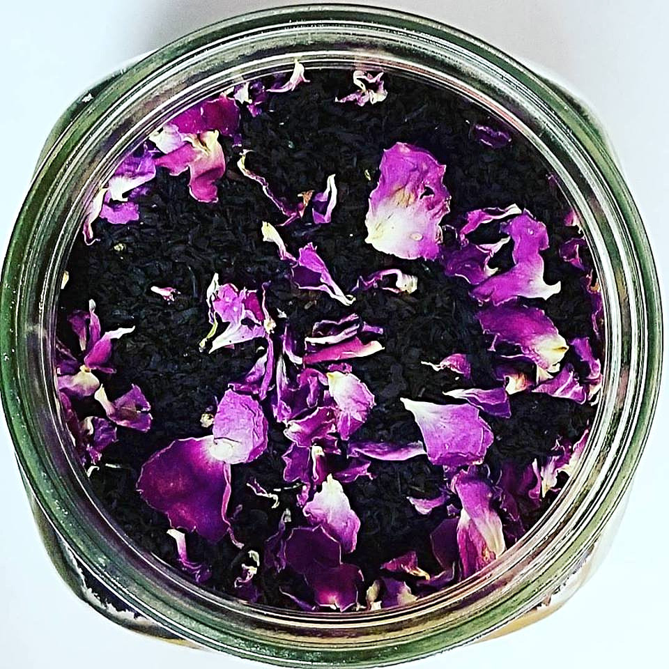 Rose Earl Grey Tea Spaulding's Specialty Spices