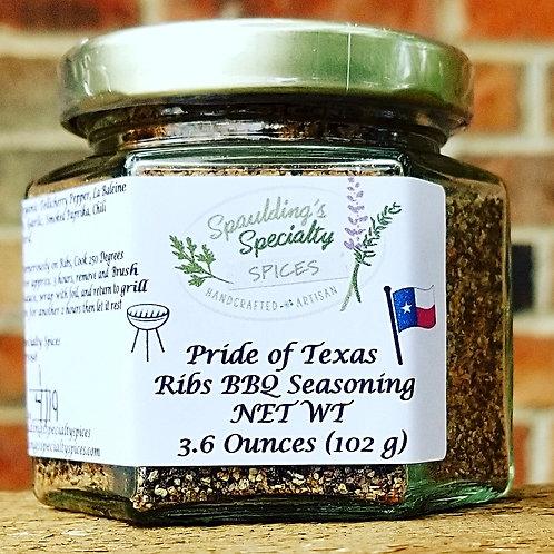 Pride of Texas Seasoning Ribs
