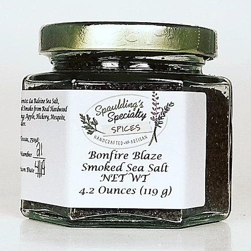 Bonfire Blaze Sea Salt