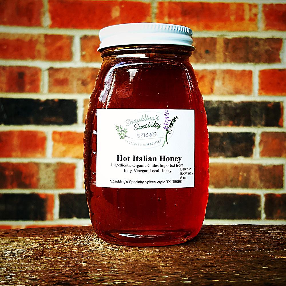 Hot Italian Honey