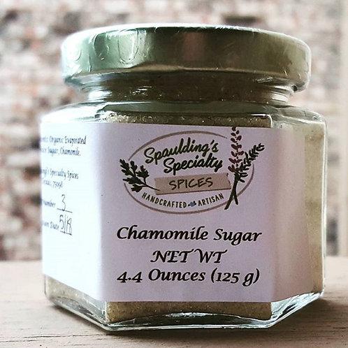 Chamomile Sugar