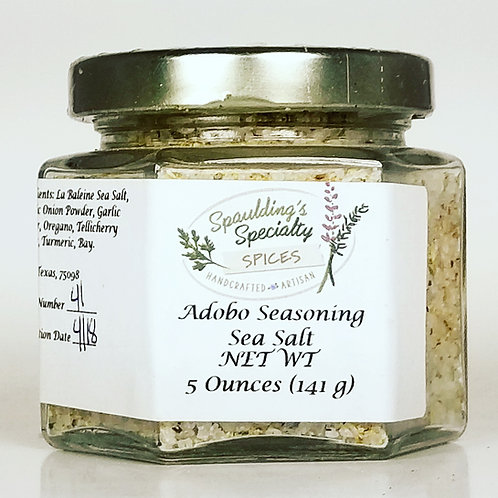 Adobo Seasoning Sea Salt