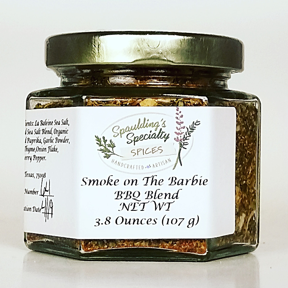 Smoke on the Barbie BBQ Seasoning