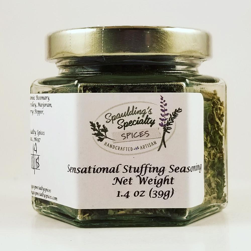 Sensational Stuffing Seasoning