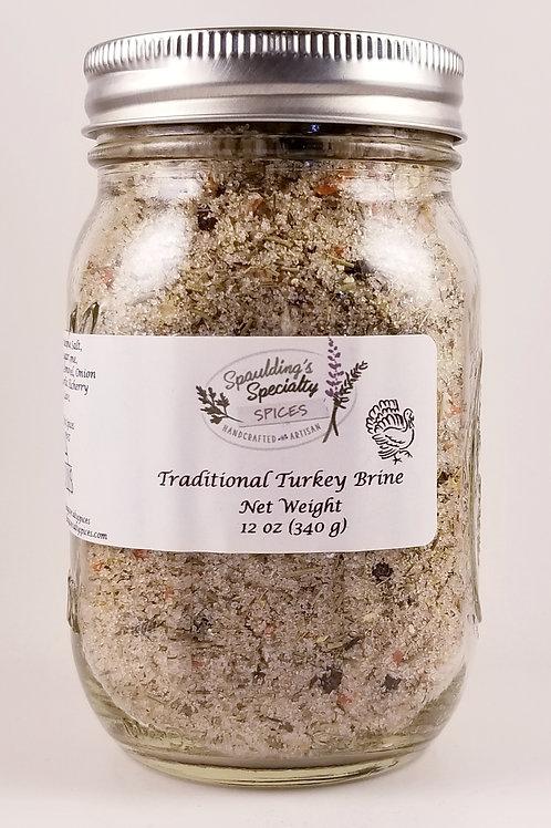 Traditional Turkey Brine