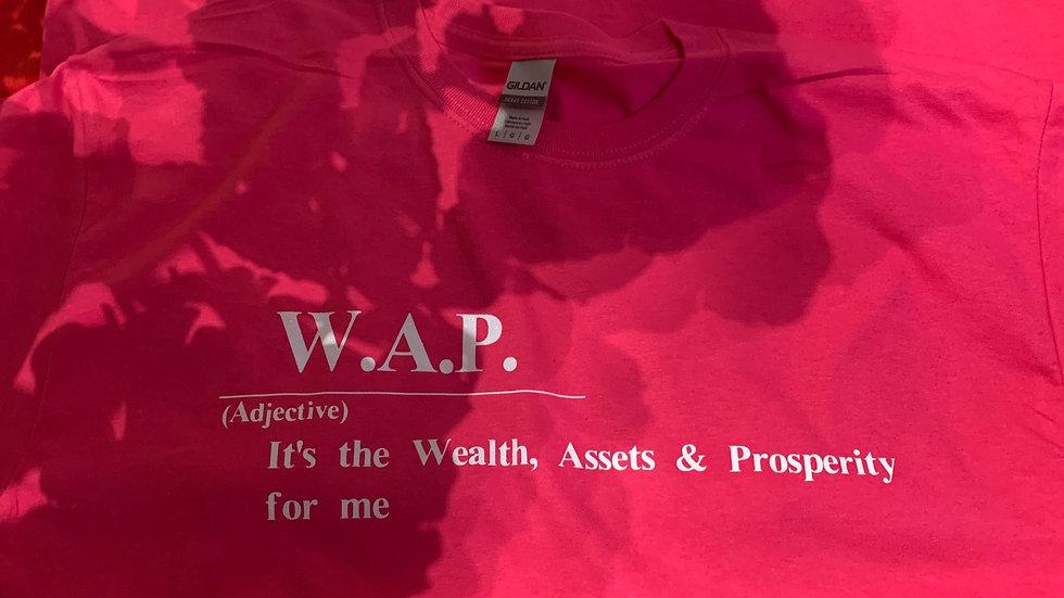 W.A.P T-shirt