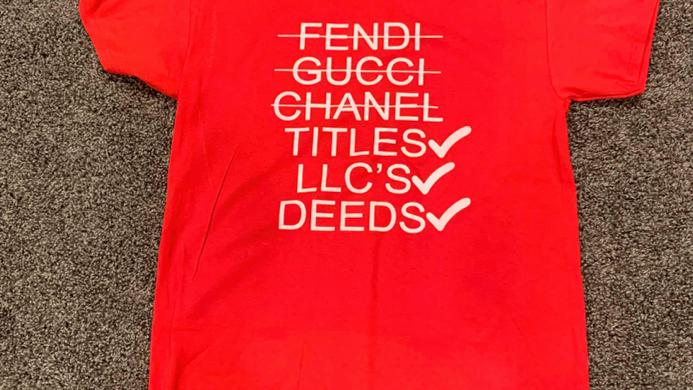 LLC'S &  Title & DeedsTshirt