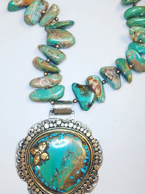 Turquoise ExtrAVAgance