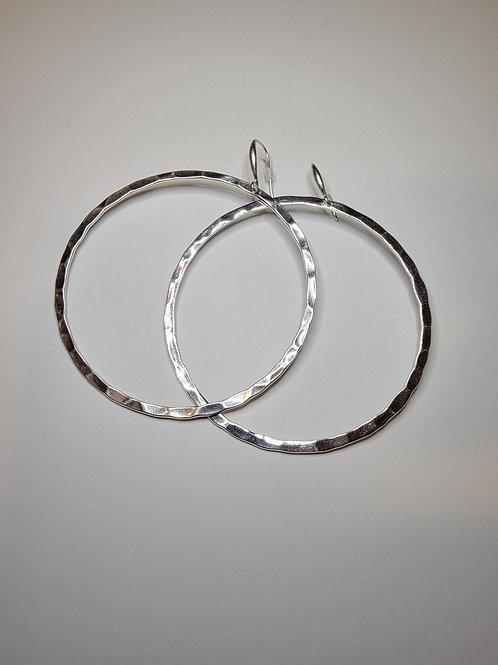 Silver Hoop ExtrAVAgance