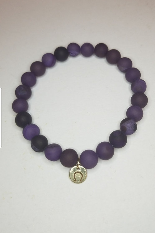 Purple Omega