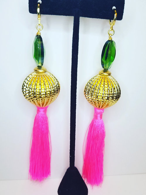 Pink and Green ExtrAVAgance