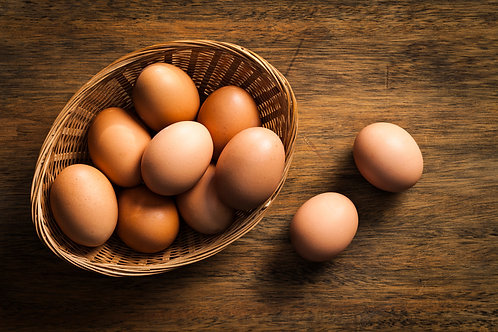 1 Dozen Certified Humane cage Free Eggs from Glaum Egg Ranch