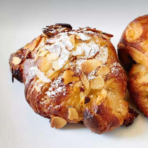 Almond Croissant from La'cajou